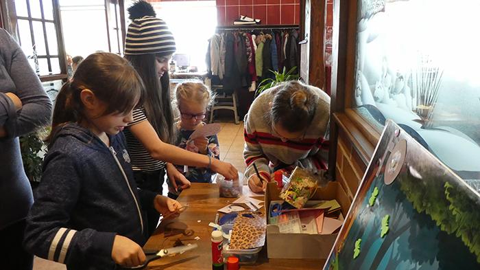 Déjeuner intergénérationnel dans Chicoutimi-Valin : une nouvelle tradition pour la semaine de relâche?