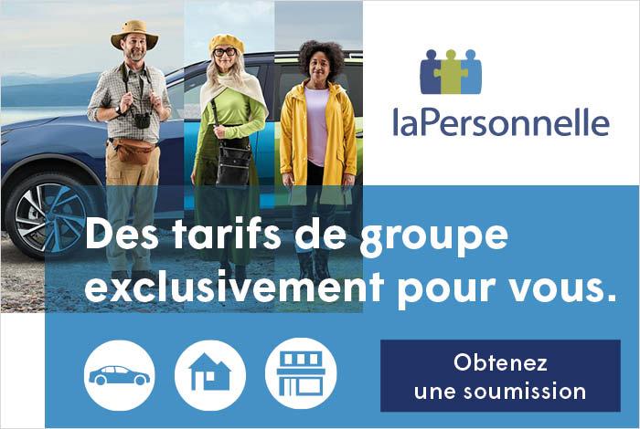 Économisez sur vos assurances auto, habitation et entreprise avec La Personnelle