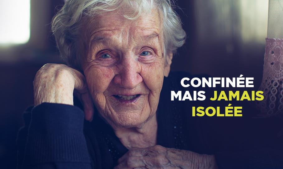 L'organisme Les Petits Frères lance la campagne Contrer l'isolement – Pour l'amour des aînés