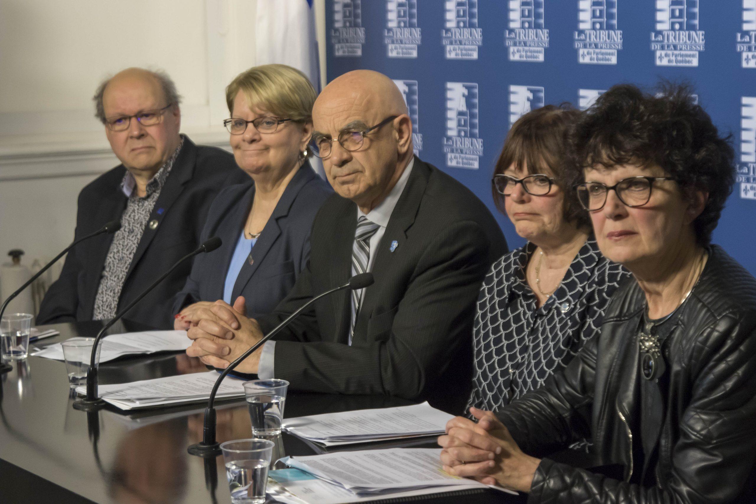 L'AREQ souligne le parcours de la présidente sortante de l'AQDR, Mme Judith Gagnon