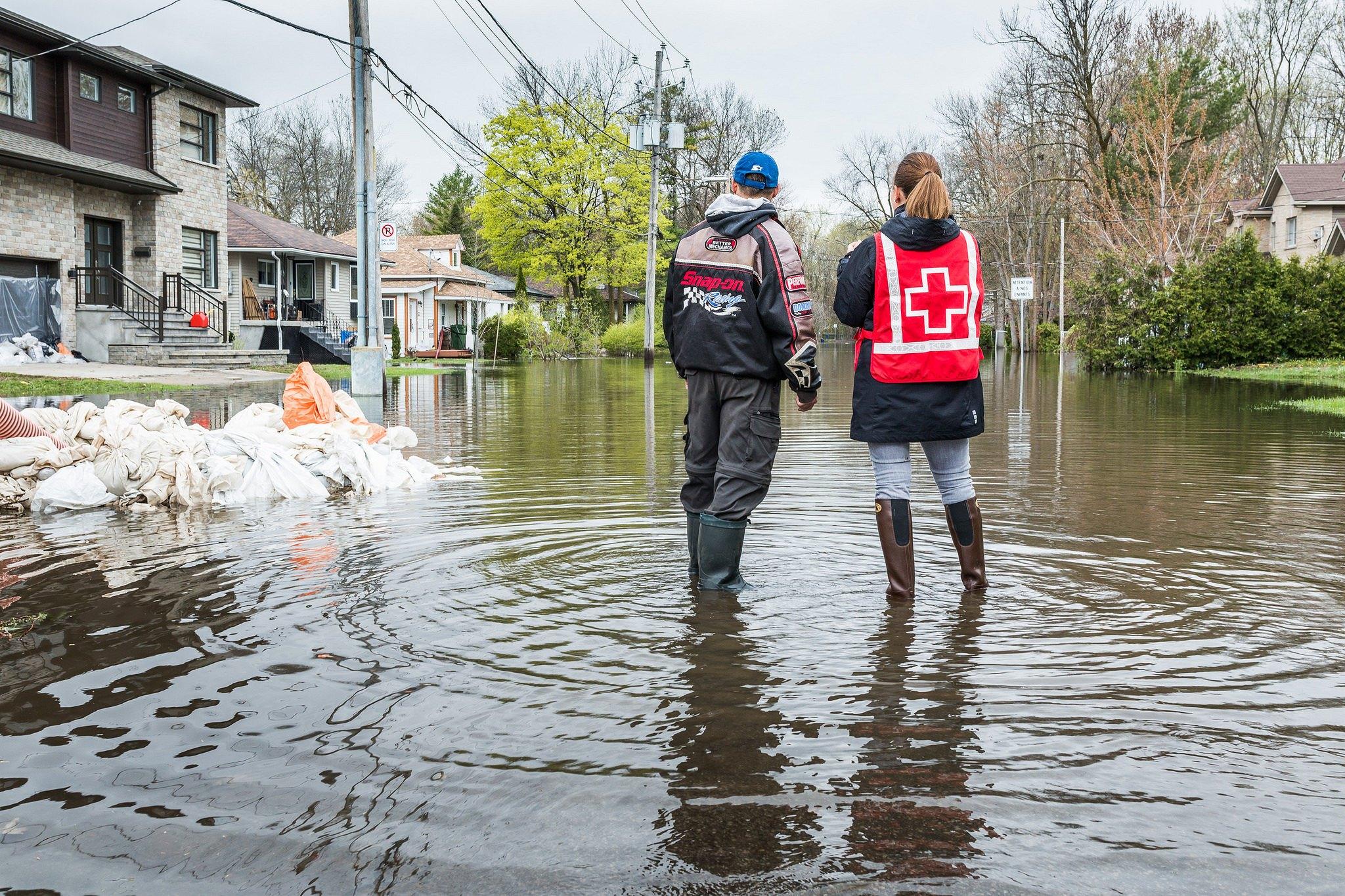 L'AREQ offre son soutien aux personnes sinistrées des inondations