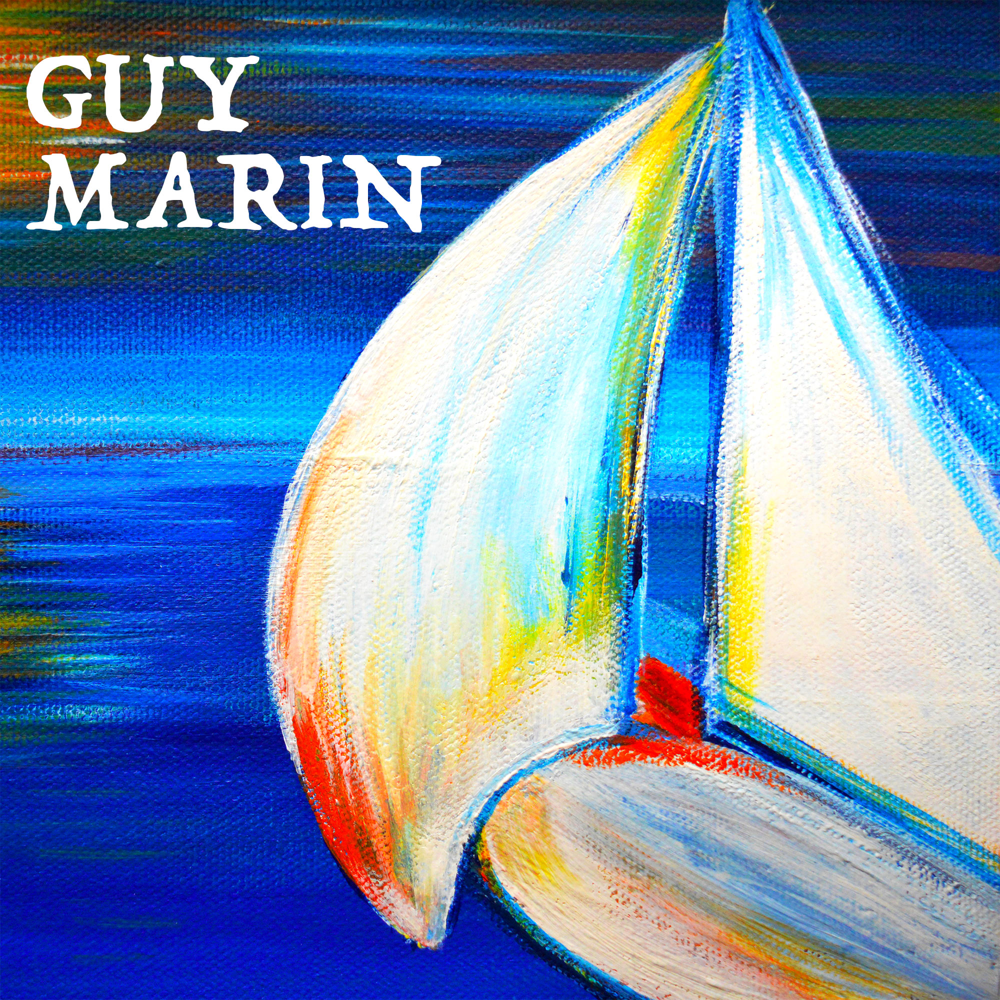 Guy Marin (CD)