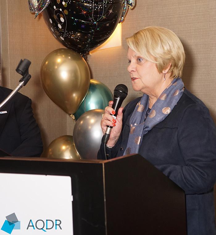 L'AREQ participe aux 40 ans de l'AQDR, un partenaire important dans la défense des droits des personnes aînées