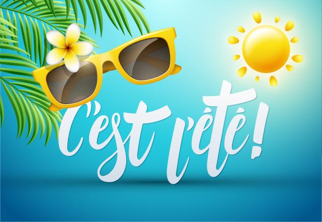 Bon été!