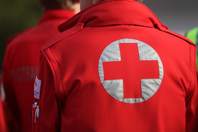 Devenez intervenant à la Croix-Rouge