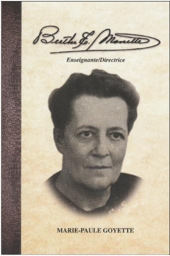 Berthe-Élisabeth Monette- Enseignante/Directrice