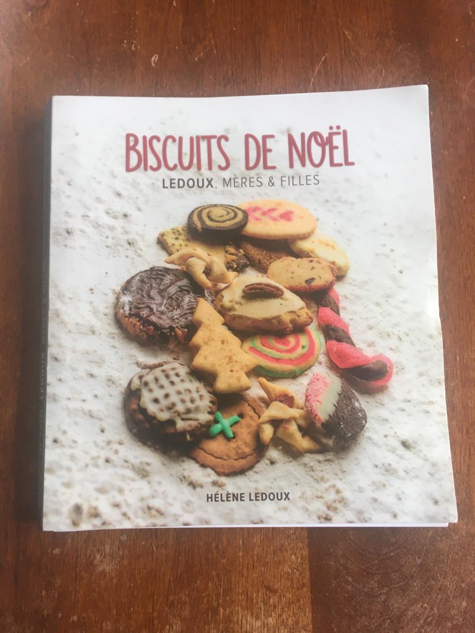 Biscuits de Noël Ledoux, mères & filles
