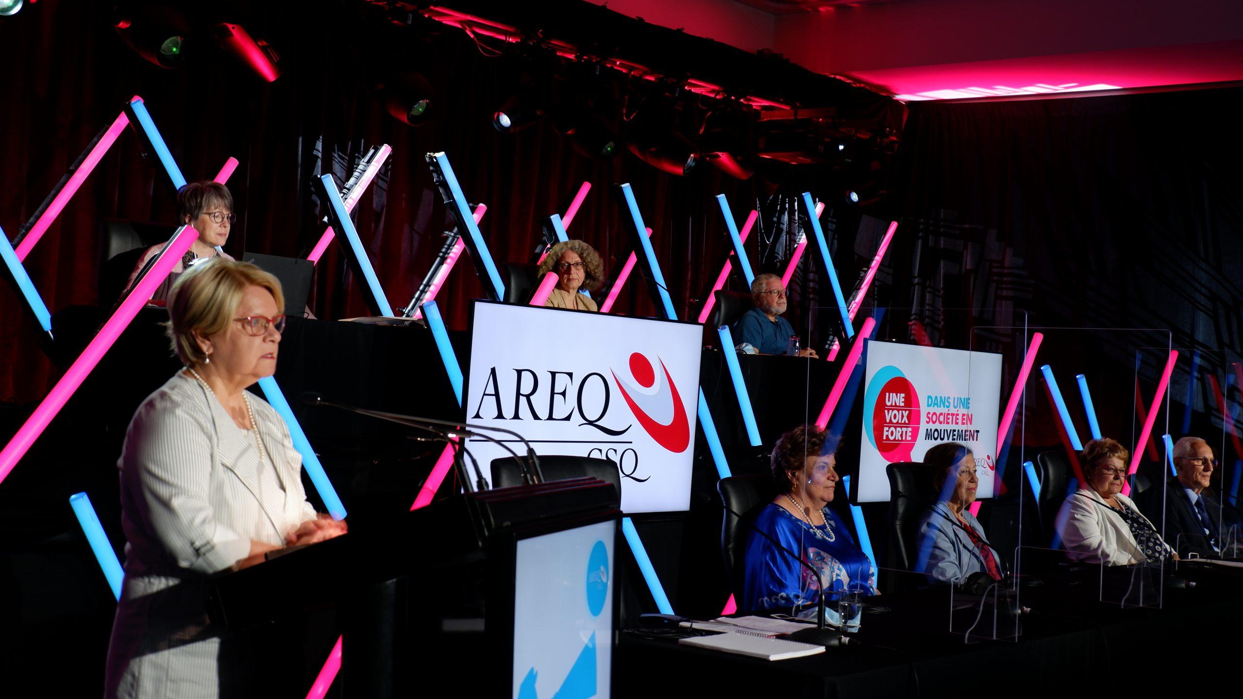 47e Congrès de l'AREQ – Jour 1