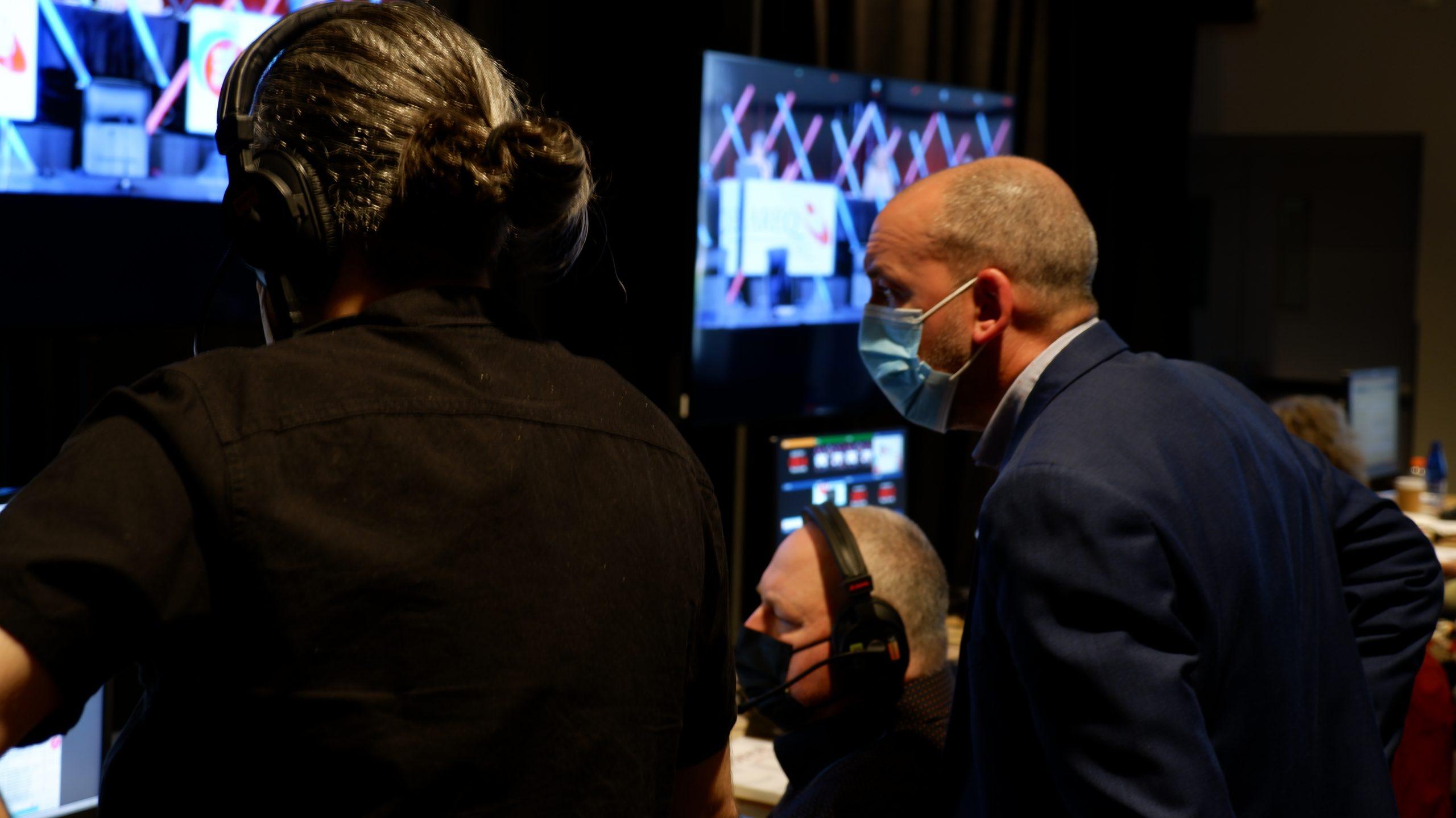 Organisation d'un congrès virtuel: l'envers du décor