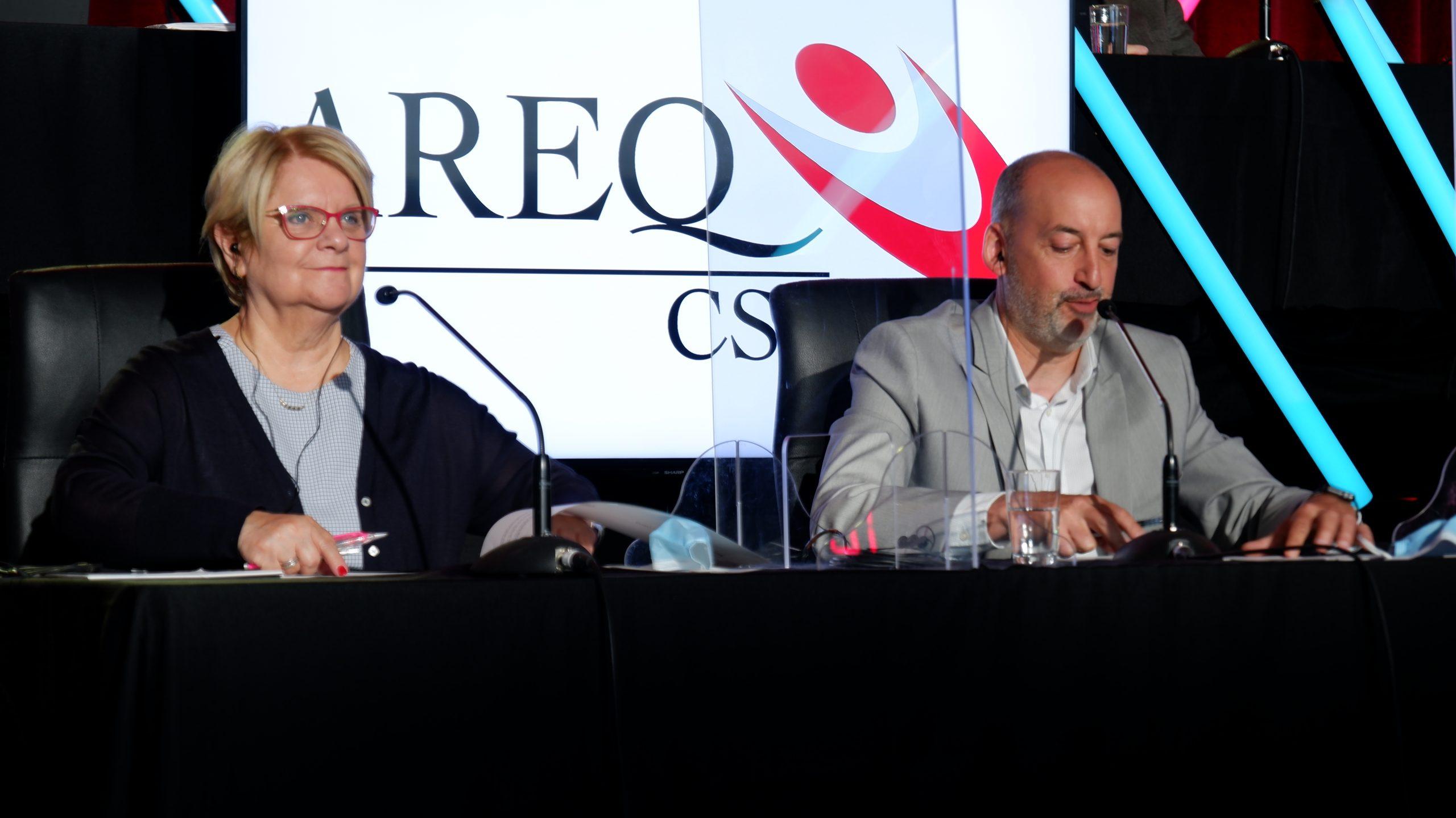 47e Congrès de l'AREQ – Jour 2