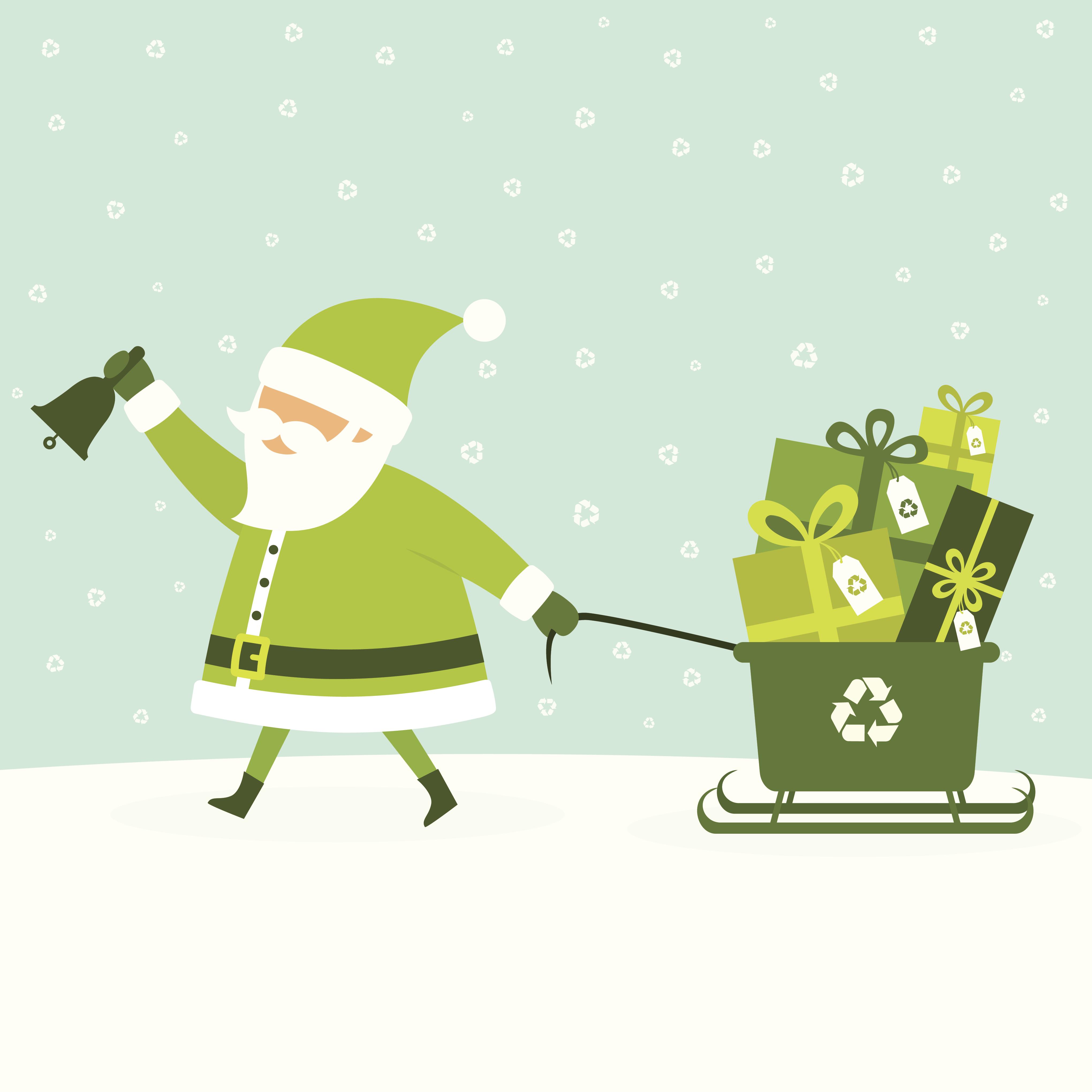 Pour un Noël écoresponsable!