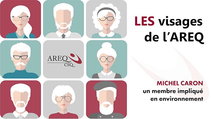 Deuxième capsule vidéo « Les visages de l'AREQ »