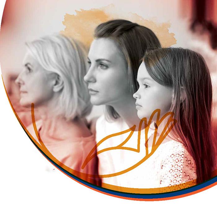 Campagne « Opération Tendre la main » de l'Association féminine d'éducation et d'action sociale