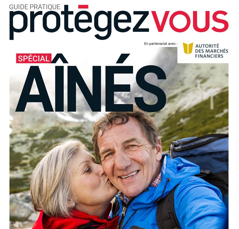 Surveillez le publireportage de l'AREQ dans le nouveau guide du magazine Protégez-Vous!