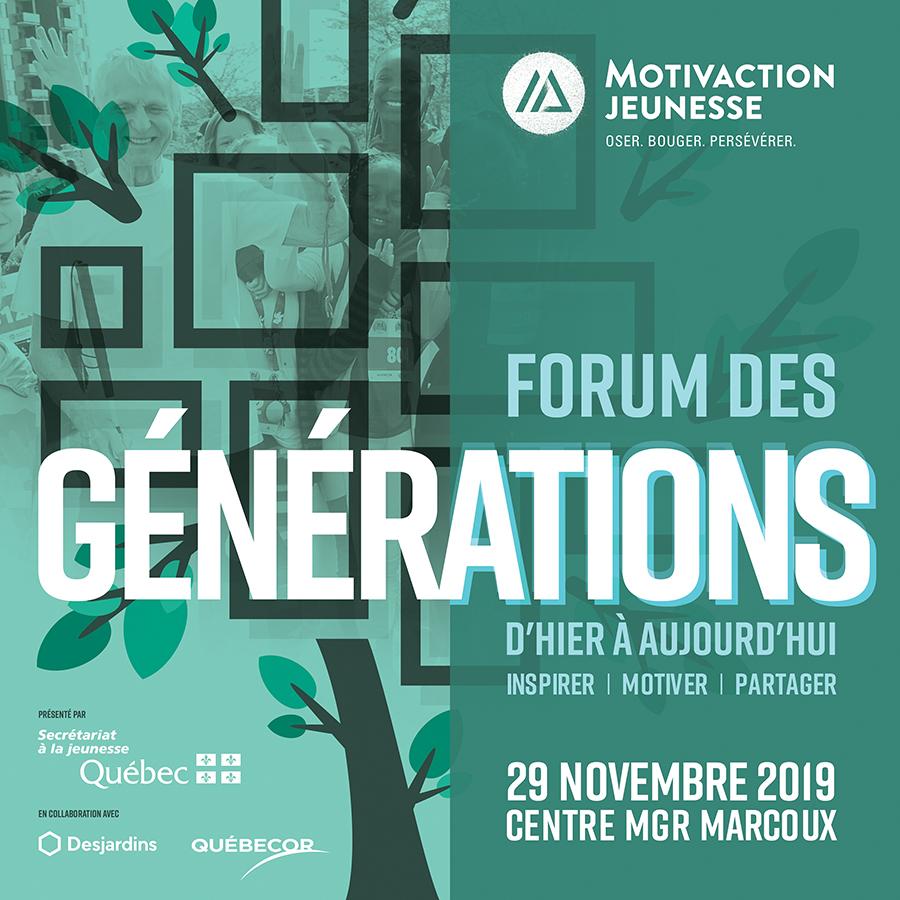 Forum des générations
