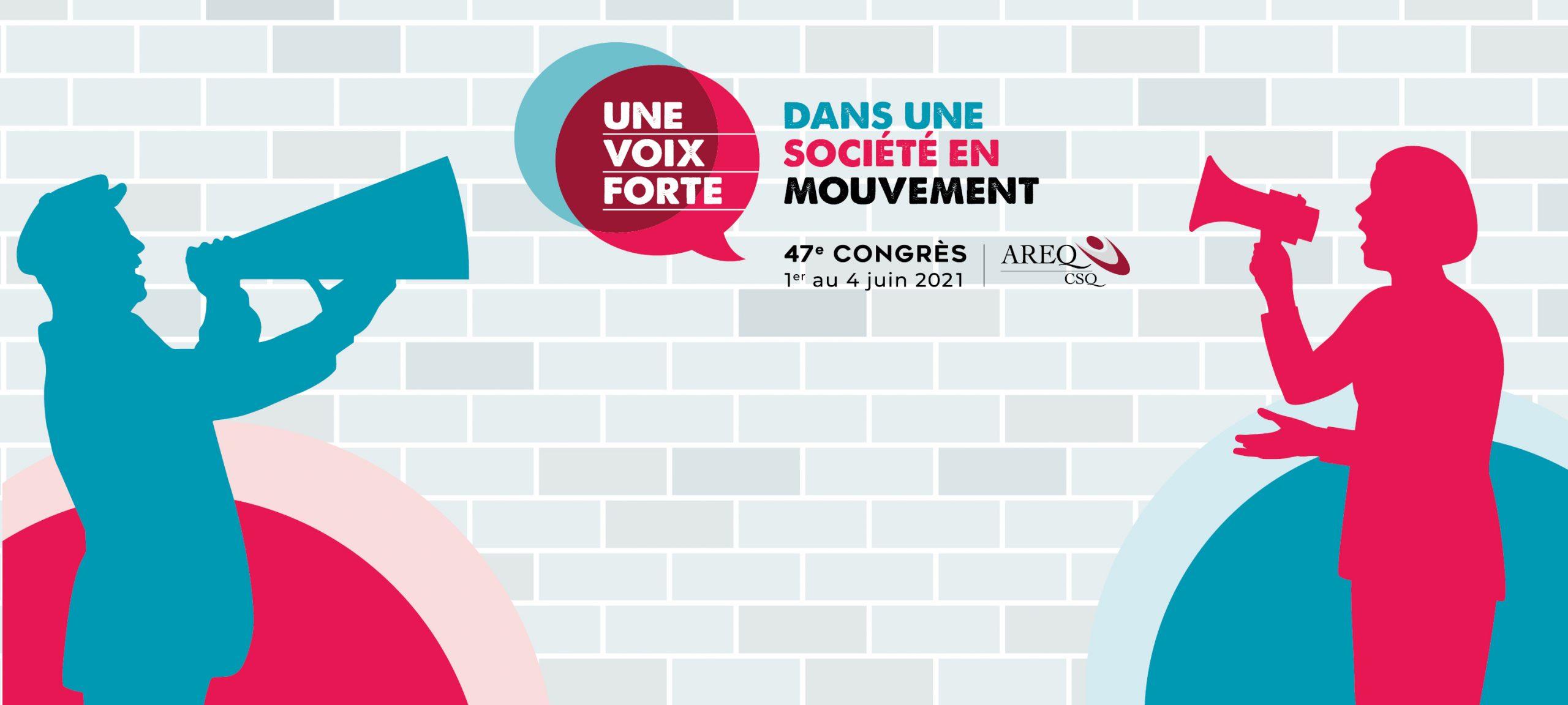 Dans un mois : le 47e Congrès de l'AREQ!