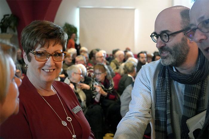 L'AREQ préoccupée par les changements climatiques – Une rencontre unique avec Alain Deneault