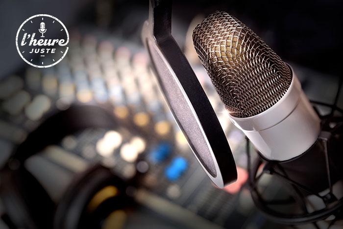 Le retour de L'heure juste : l'émission de radio de l'AREQ