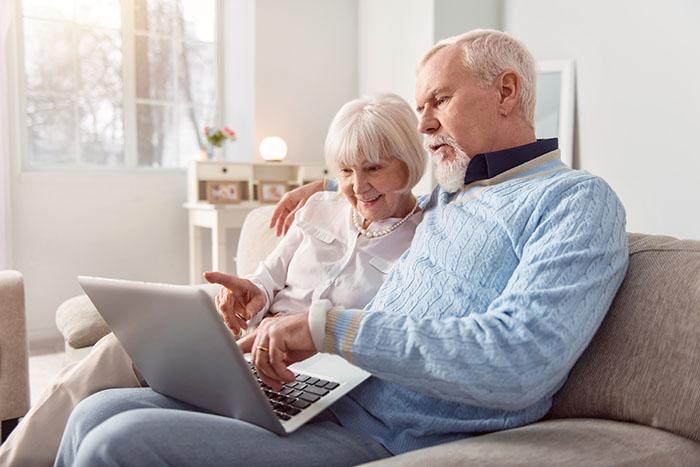 Sondage sur les besoins en logement de la population de plus de 55 ans