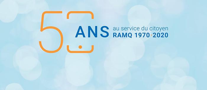 La RAMQ souligne ses 50 ans
