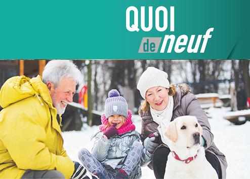 Le magazine Quoi de neuf de l'hiver est en ligne!