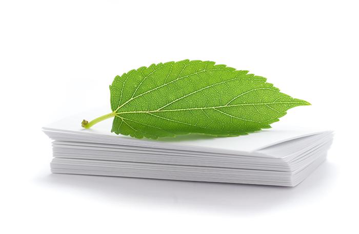Le magazine Quoi de neuf : un papier écoresponsable