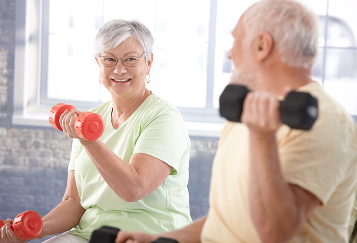 Un nouveau programme d'activités physiques pour les aînés dans cette période de confinement